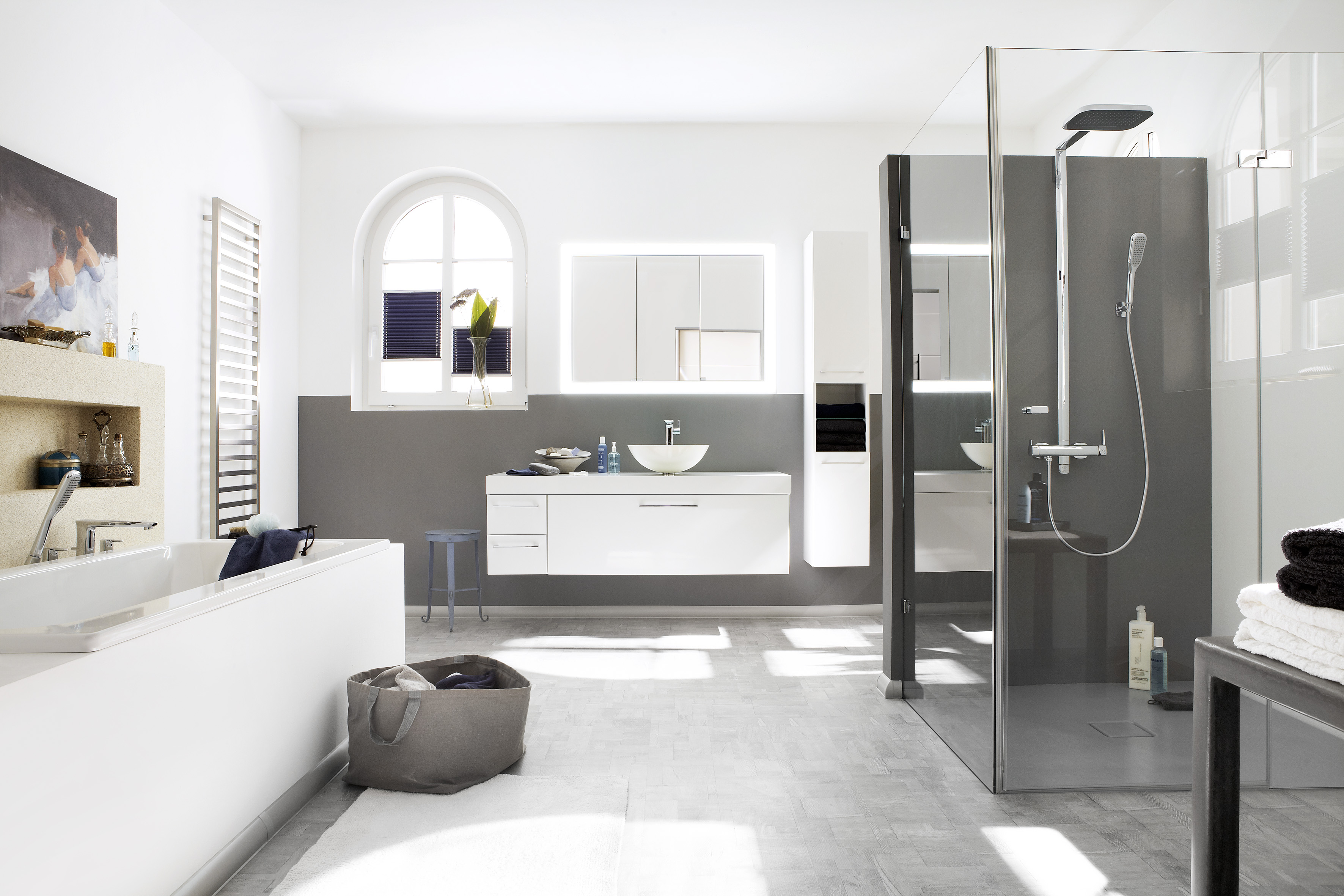 Ihr Traum – ein neues Badezimmer – G. Brunner Haustechnik AG
